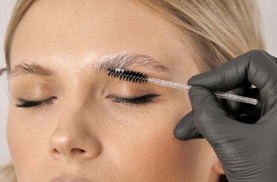Eyebrow Lamination – defined.