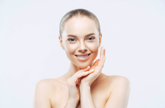 Jawline Slimming for improved appearance.