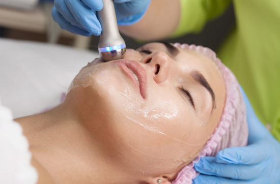 Radio-frequency Facial Benefits